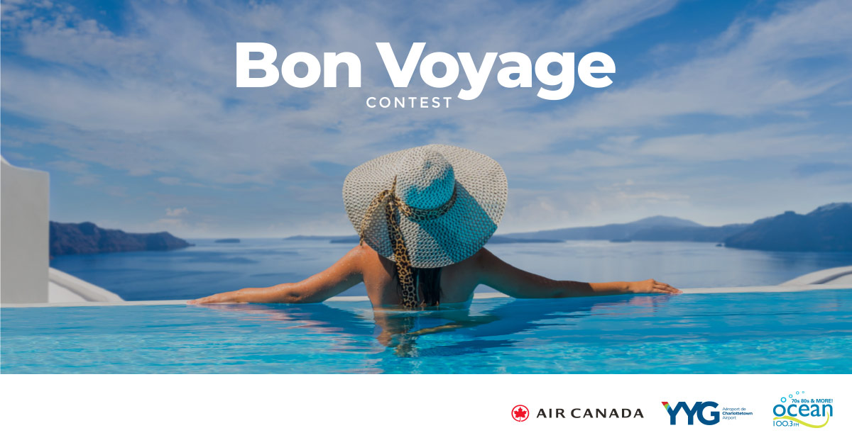 Bon Voyage Contest with Air Canada